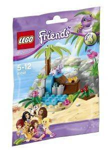 LEGO FRIENDS 41041 TURTLES LITTLE PARADISE