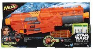 STAR WARS S1 RP DOLPHIN TROOPER BLUE BLASTER