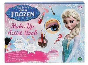 FROZEN MAKE UP ARTIST BOOK παιχνίδια frozen frozen