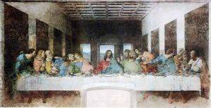THE LAST SUPPER   RICORDI  1000 ΚΟΜΜΑΤΙΑ