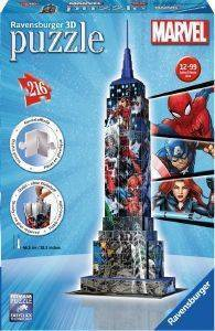 EMPIRE STATES BUILDING RAVENSBURGER AVENGERS 216 ΚΟΜΜΑΤΙΑ