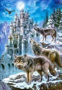 WOLVES AND CASTLE CASTORLAND 1500 ΚΟΜΜΑΤΙΑ