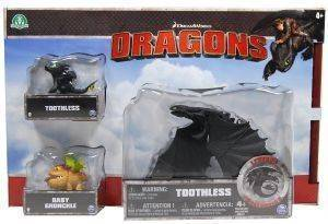 DRAGONS TOOTHLESS παιχνίδια διαφορεσ φιγουρεσ dragons