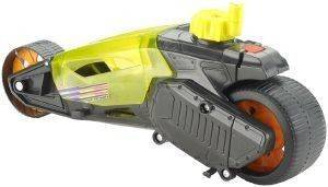 HOT WHEELS SPEED WINDERS MOTO TWISTED CYCLE  ΜΑΥΡΟ