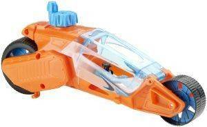 HOT WHEELS SPEED WINDERS TWISTED CYCLE MOTO ΠΟΡΤΟΚΑΛΙ