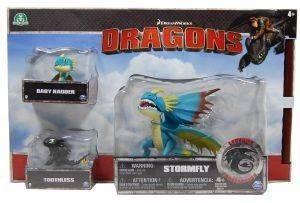 DRAGONS STORMFLY παιχνίδια διαφορεσ φιγουρεσ dragons