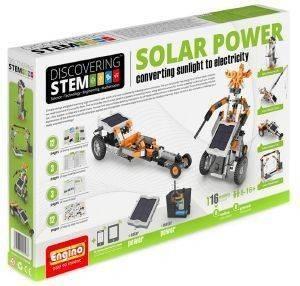 STEM SOLAR POWER παιχνίδια μοντελισμοσ συναρμολογουμενα εκπαιδευτικα