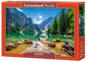 HEAVEN'S LAKE CASTORLAND 1000 ΚΟΜΜΑΤΙΑ παιχνίδια puzzles 1000 puzzles 1000