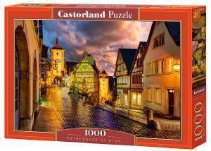 ROTHENBURG AT NIGHT CASTORLAND 1000 ΚΟΜΜΑΤΙΑ παιχνίδια puzzles 1000 puzzles 1000