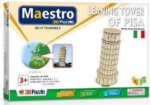 LEANING TOWER OF PISA MAESTRO 21 ΚΟΜΜΑΤΙΑ