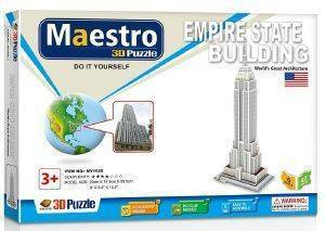 EMPIRE STATE BUILDING MAESTRO 42 ΚΟΜΜΑΤΙΑ