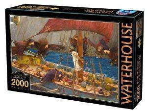 WATERHOUSE JOHN WILLIAMS D-TOYS 2000 ΚΟΜΜΑΤΙΑ (72917-1)