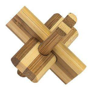 ΓΡΙΦΟΣ PROFESSOR PUZZLE  MINI BAMBOOS PLANKS