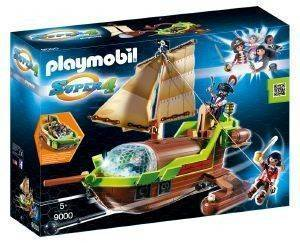 PLAYMOBIL 9000 H ΡΟΥΜΠΙ ΜΕ ΤΟ ΠΕΙΡΑΤΙΚΟ CHAMELEON παιχνίδια playmobil super 4