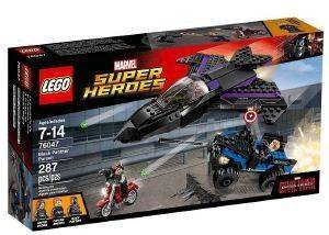 LEGO 76047 SUPER HEROES CONFIDENTIAL CAPTAIN AMERICA MOVIE 3