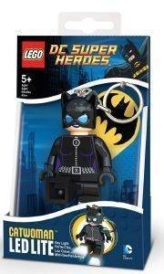 LEGO SUPER HERO CAT WOMAN KEY LIGHT