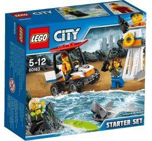 LEGO 60163 COAST GUARD STARTER SET