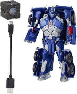 TRANSFORMERS MOVIE 5 POWER CUBE STARTER KIT OPTIMUS PRIME (C3479)