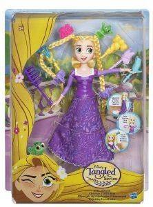 DISNEY PRINCESS TANGLED STORY FIGURE ACTION HAIR C1748EU4