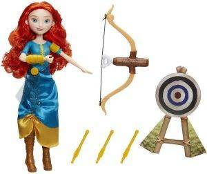 DISNEY PRINCESS FASHION DOLL ADVENTURE BOW (B9147)