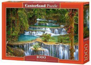 THE CASCADE CASTORLAND 1000 ΚΟΜΜΑΤΙΑ παιχνίδια puzzles 1000 puzzles 1000