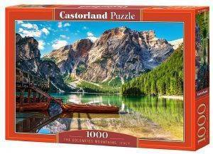 THE DOLOMITES MOUNTAINS ITALY CASTORLAND 1000 ΚΟΜΜΑΤΙΑ