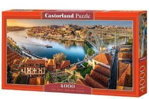 THE LAST SUN ON PORTO CASTORLAND 4000 ΚΟΜΜΑΤΙΑ παιχνίδια puzzles 4000 και ανω puzzles 4000