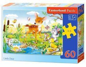 LITTLE DEER CASTORLAND 60 ΚΟΜΜΑΤΙΑ