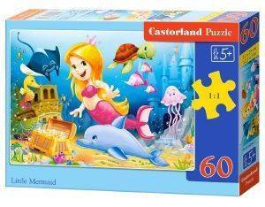 LITTLE MERMAID CASTORLAND 60 ΚΟΜΜΑΤΙΑ