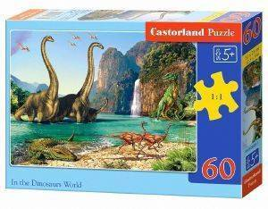 IN THE DINOSAURUS WORLD CASTORLAND 60 ΚΟΜΜΑΤΙΑ