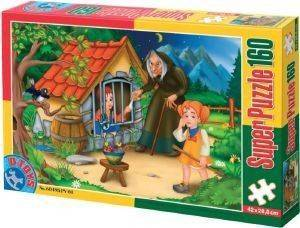 PUZZLE D-TOYS 160 ΚΟΜΜΑΤΙΑ [60495PV04]
