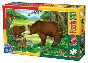PUZZLE D-TOYS 240 ΚΟΜΜΑΤΙΑ [60211AN03]