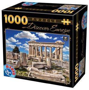 DISCOVER EUROPE D-TOYS 1000 ΚΟΜΜΑΤΙΑ [65995DE05]