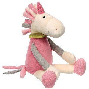 ΜΟΝΟΚΕΡΟΣ SIGIKID UNICORN SWEETY SOFT ΡΟΖ 35CM