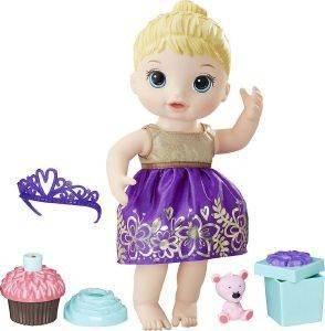 BABY ALIVE ΜΩΡΑΚΙ CUP CAKE BIRTHDAY