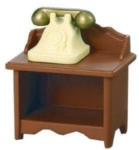 SYLVANIAN FAMILIES TELEPHONE & TABLE [5159]