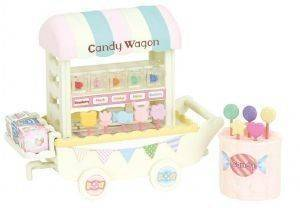 SYLVANIAN FAMILIES CANDY WAGON [5266]