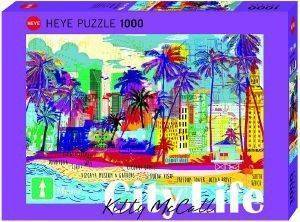 CITY LIFE HEYE I LOVE MIAMI 1000 ΚΟΜΜΑΤΙΑ