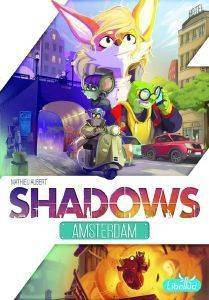 SHADOWS OF AMSTERDAM