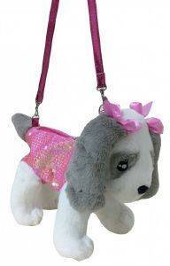 ΤΣΑΝΤΑΚΙ-ΣΚΥΛΑΚΙ JUST TOYS DOGGIE STAR MASTIF 25CM [DS-06]