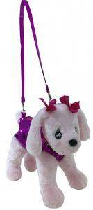 ΤΣΑΝΤΑΚΙ-ΣΚΥΛΑΚΙ JUST TOYS DOGGIE STAR LABRADOR 25CM [DS-08]