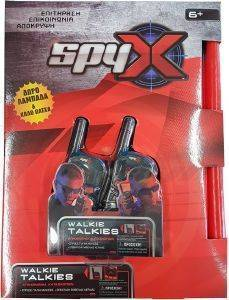 ΠΑΙΧΝΙΔΟΛΑΜΠΑΔΑ JUST TOYS SPY X WALKIE TALKIES [10526LA]