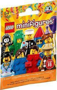 LEGO 71021 MINIFIGURES SERIES 18: PARTY (202513)