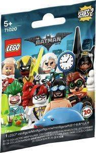 LEGO BOX MINIFIGURES LEGO BATMAN MOVIE (71020)