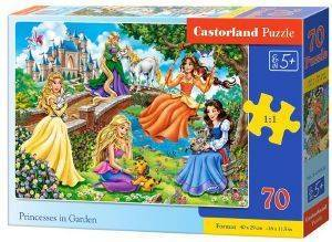PRINCESSES IN GARDEN CASTORLAND 70 ΚΟΜΜΑΤΙΑ