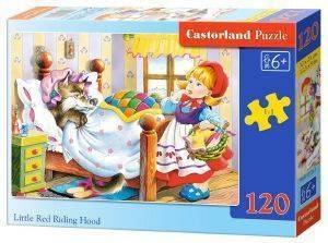 LITTLE RED RIDING HOOD A CASTORLAND 120 ΚΟΜΜΑΤΙΑ