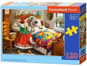 LITTLE RED RIDING HOOD C CASTORLAND 120 ΚΟΜΜΑΤΙΑ