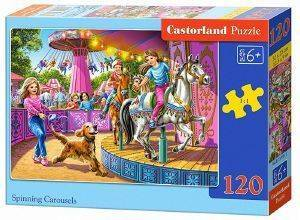 SPINNING CAROUSELS CASTORLAND 120 ΚΟΜΜΑΤΙΑ