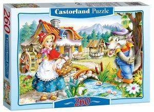 LITTLE RED RIDING HOOD A CASTORLAND 260 ΚΟΜΜΑΤΙΑ