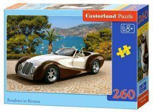 ROADSTER IN RIVIERA CASTORLAND 260 ΚΟΜΜΑΤΙΑ